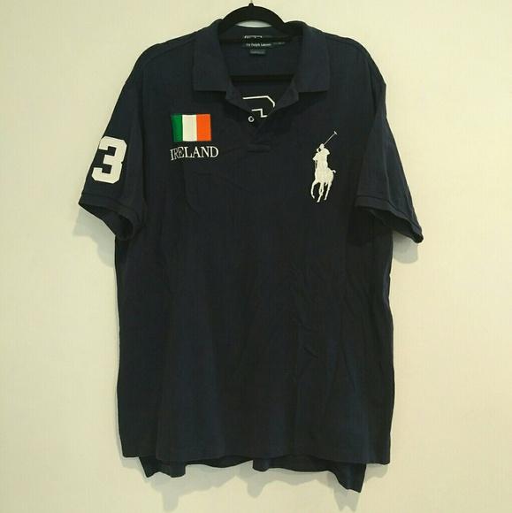 eabbfb65 Polo By Ralph Lauren Ireland Polo shirt Men's Polo.  M_5ad7879edaa8f63a3e9d0f24